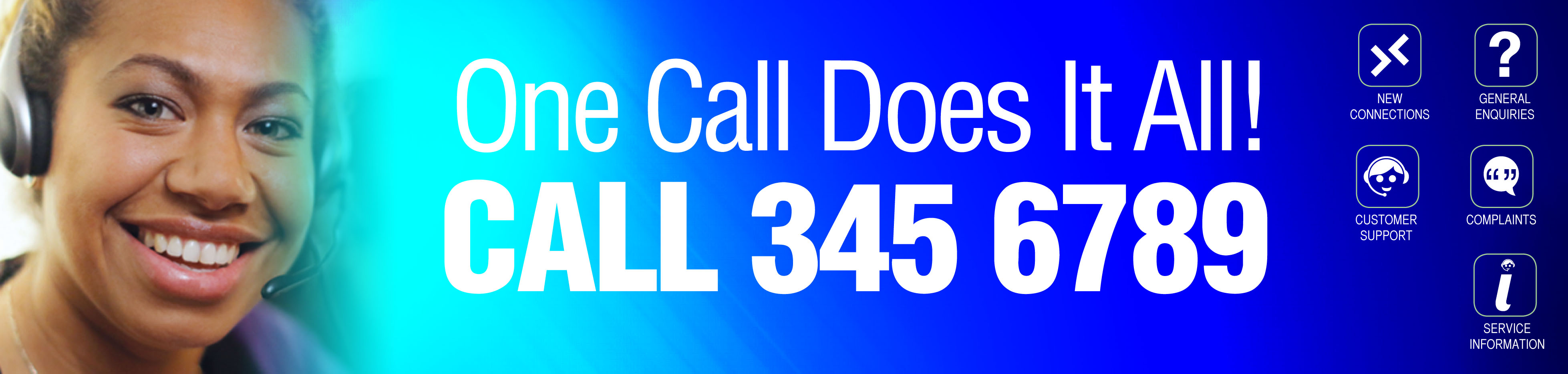 CALL CENTER WEB BANNER